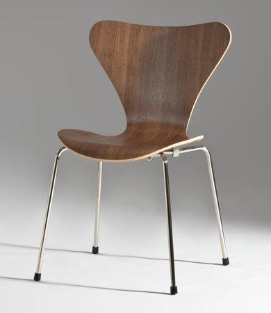 Arne jacobsen series 7 chair a casa di ro - Arne jacobsen stuhl serie 7 ...