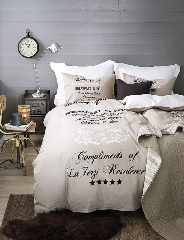 Camere da letto firmate per gunnarson a casa di ro - Camera da letto vintage ...