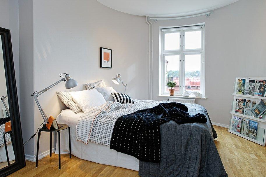 Bedroom a casa di ro