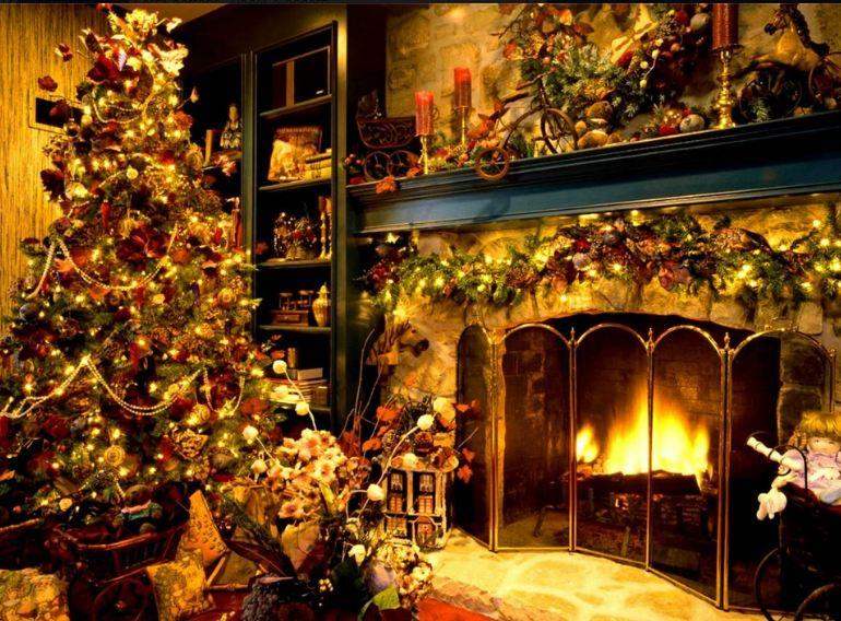Sarà la casa di Babbo Natale.