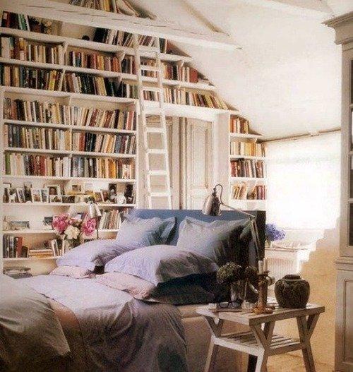 libreria-parete - A Casa di Ro