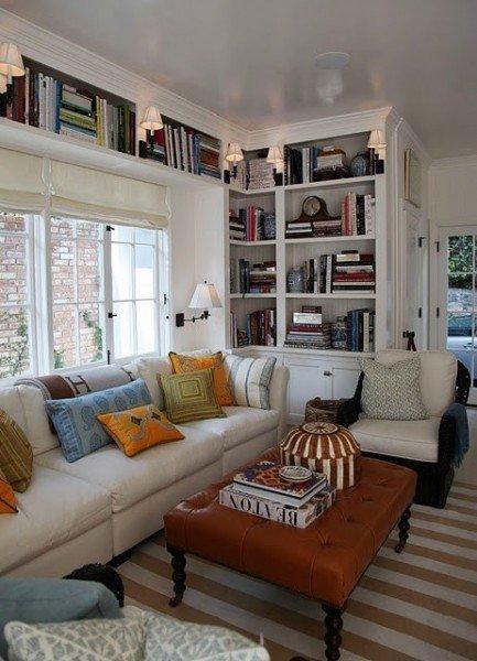 Che libreria scegliere a casa di ro for Libreria salotto