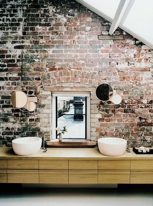 Idee per arredare il bagno   a casa di ro