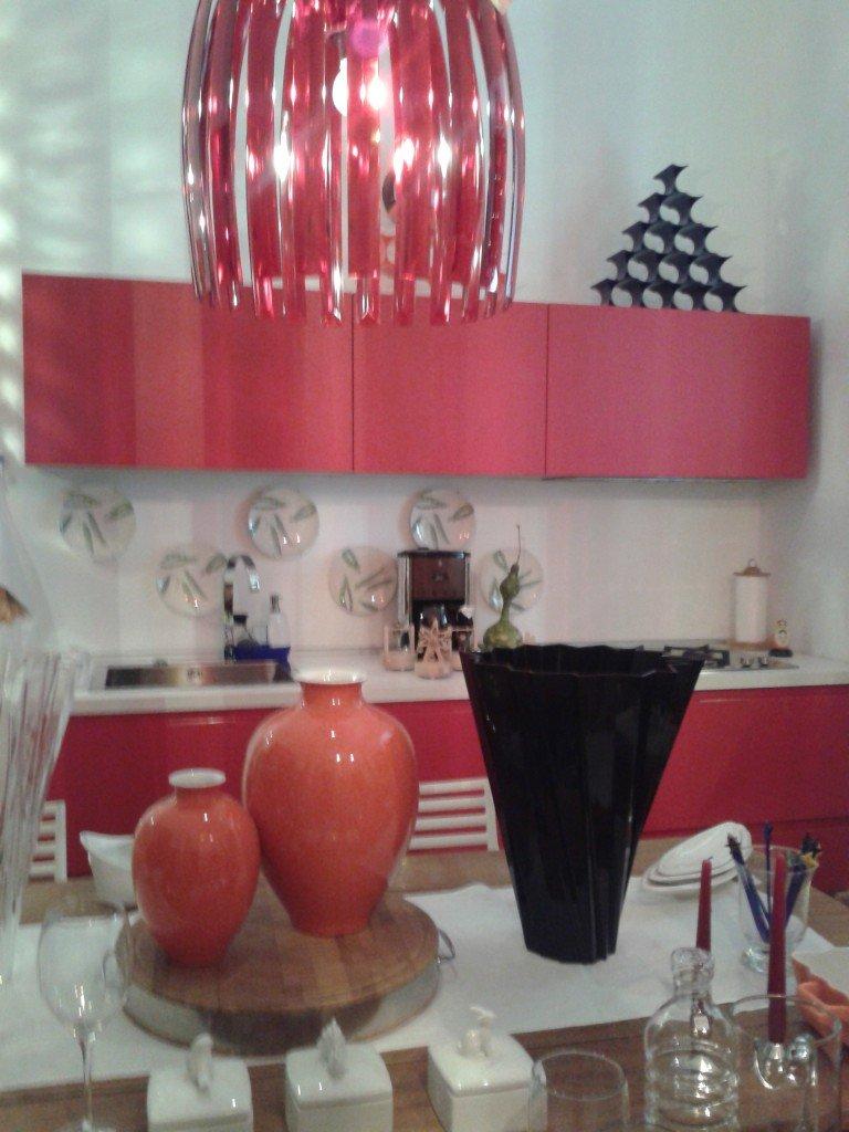 Una delle stanze dedicate alla cucina..