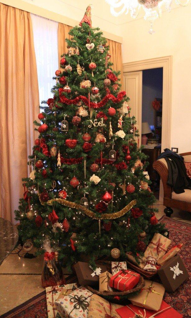 Foto Alberi Di Natale In Casa.Il Mio Natale A Casa Di Ro