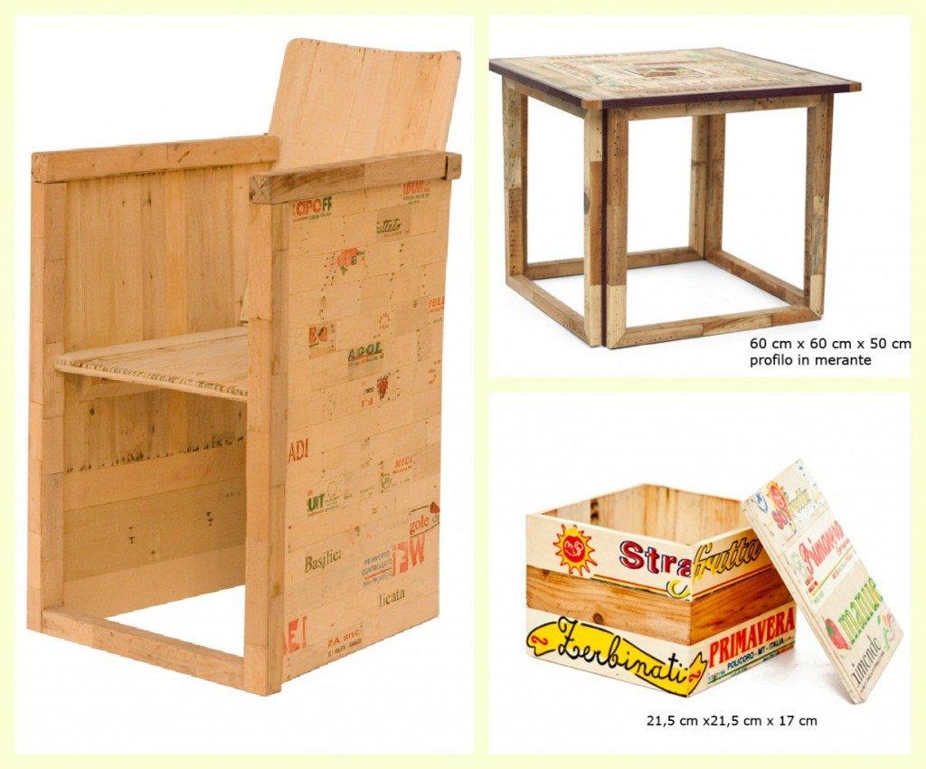 Le scatole dai coperchi ad incastro hanno le forme e le dimensioni più varie, da usare come portacarte, portagioie, svuotatasche, porta spezie, porta giochi, alternativa ai cesti natalizi.