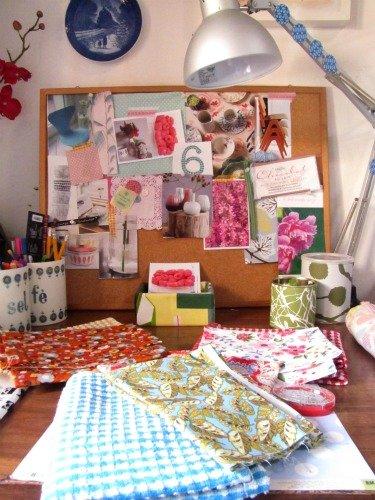 Sul blog di Aina potrete trovare tante bellissime idee handmade.
