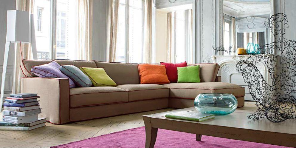 La mia nuova casa arredi a casa di ro for Cuscini colorati per divani