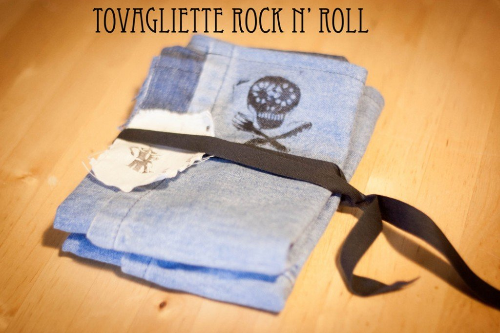 tovagliette rock and roll