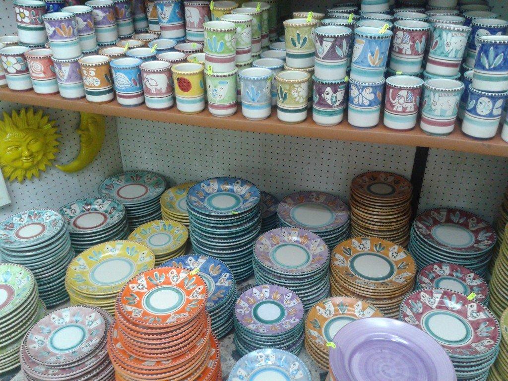 Vietri a casa di ro - Ceramiche di vietri bagno ...