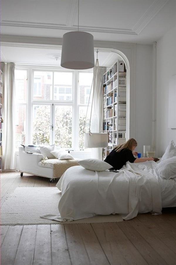 Ispirazioni scandinave a casa di ro - Camera da letto stile nordico ...