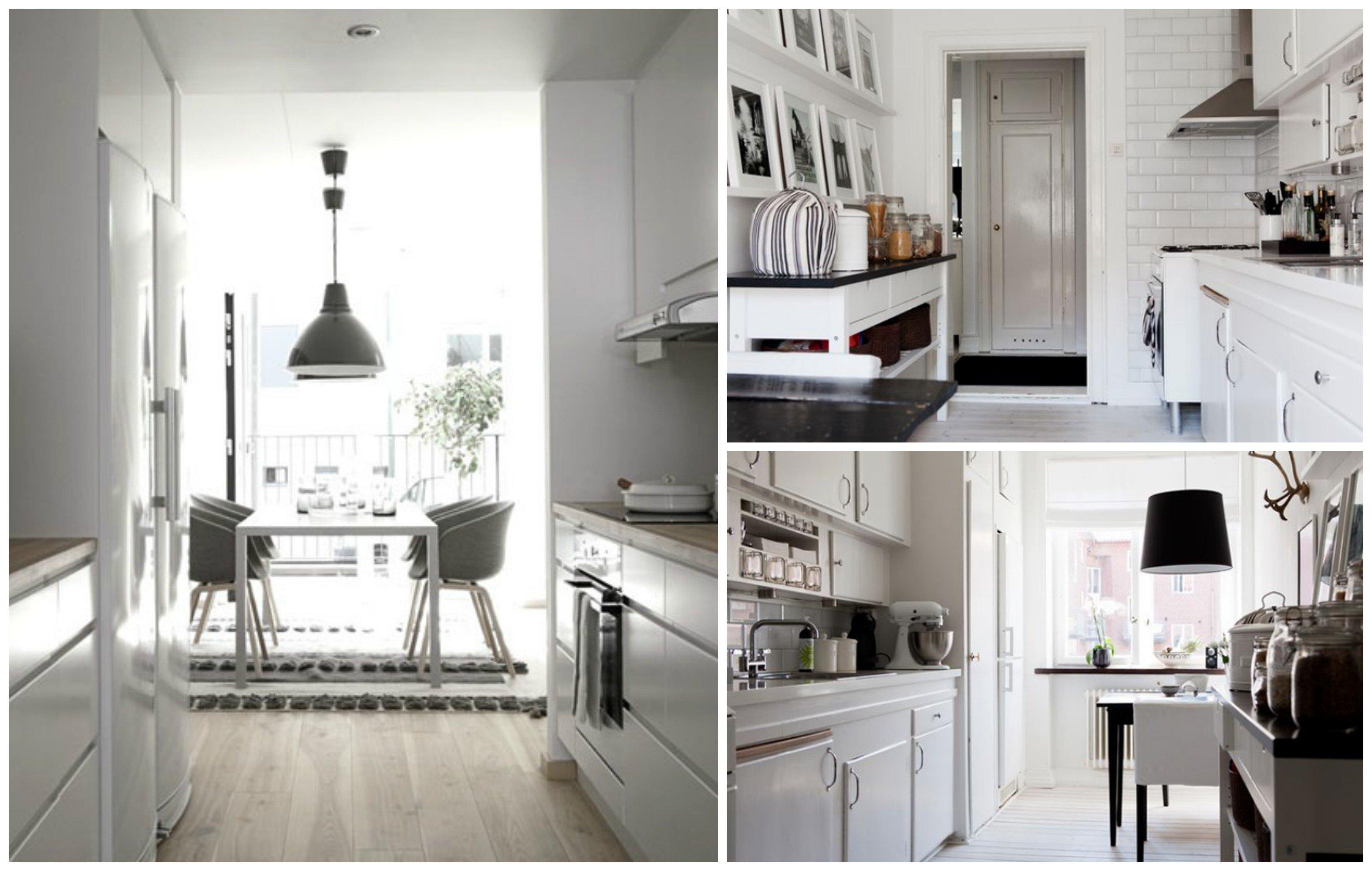 Ispirazioni scandinave a casa di ro for Piccole cucine design