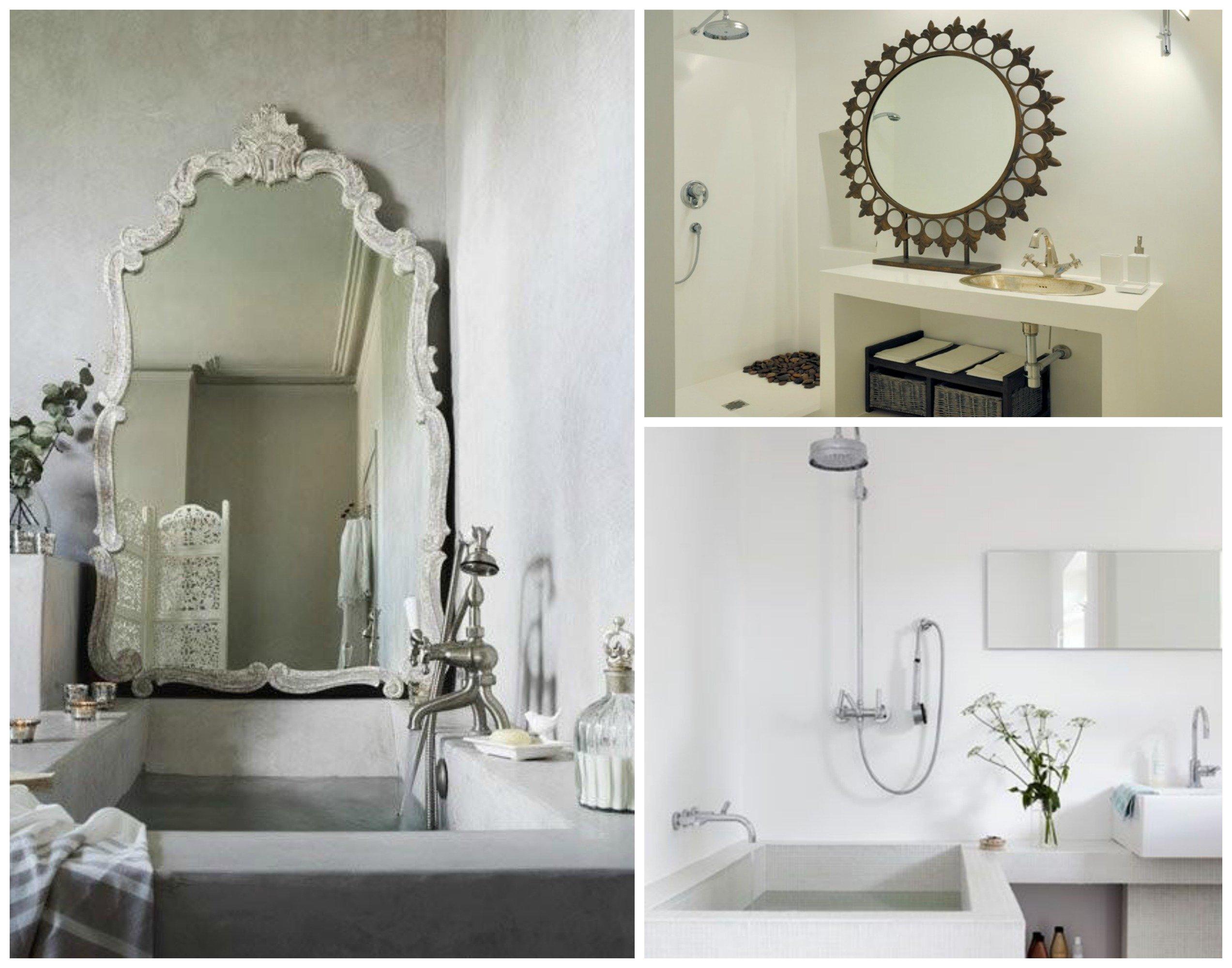 Il bagno una stanza da non nascondere a casa di ro for Specchi da bagno ikea