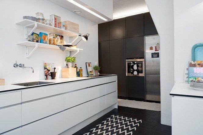 Cucine quale scegliereste a casa di ro - Mensole per cucine ...