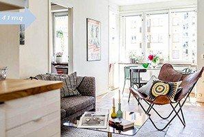 appartamento 40 mq