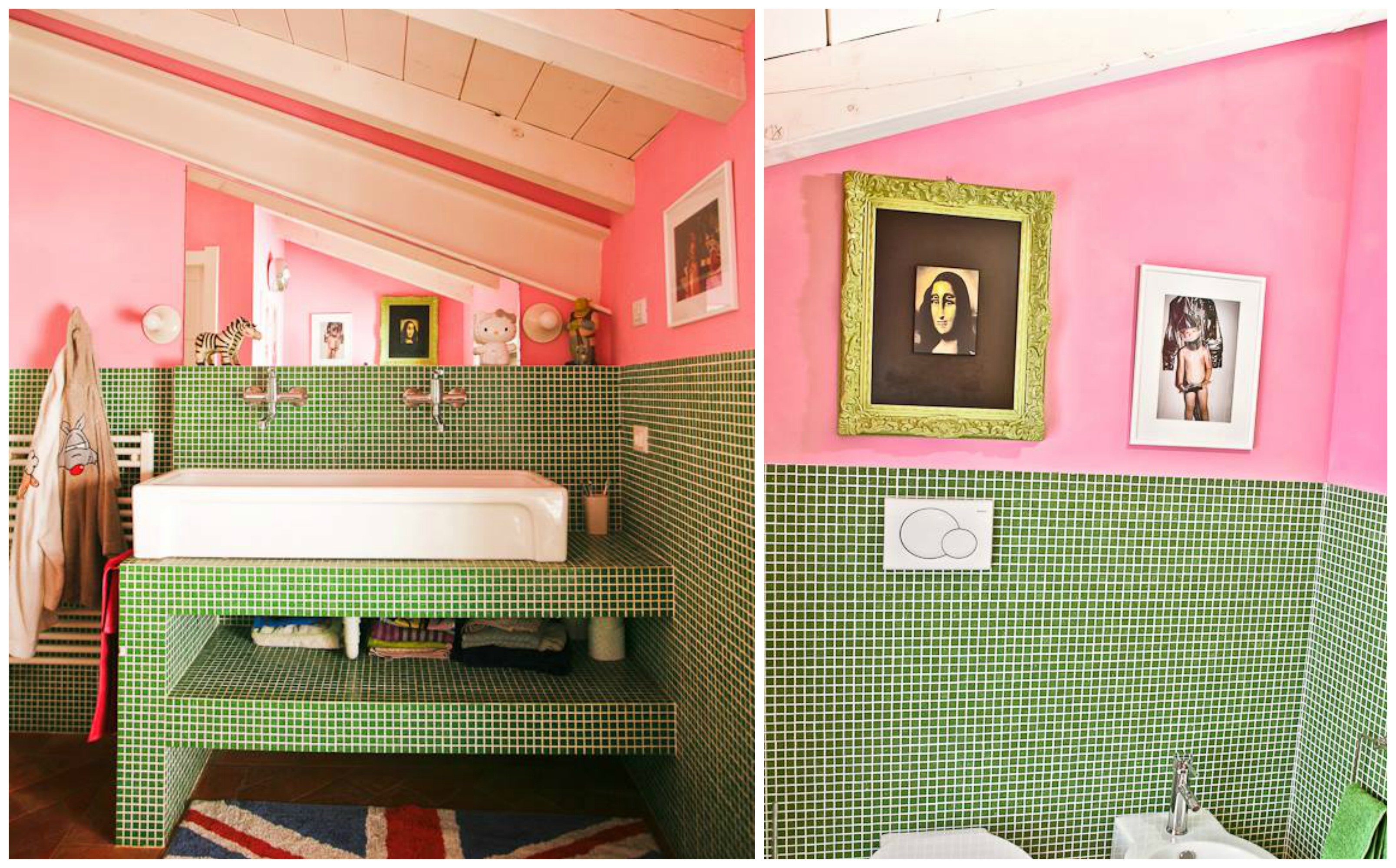 bagno bimbi - A Casa di Ro