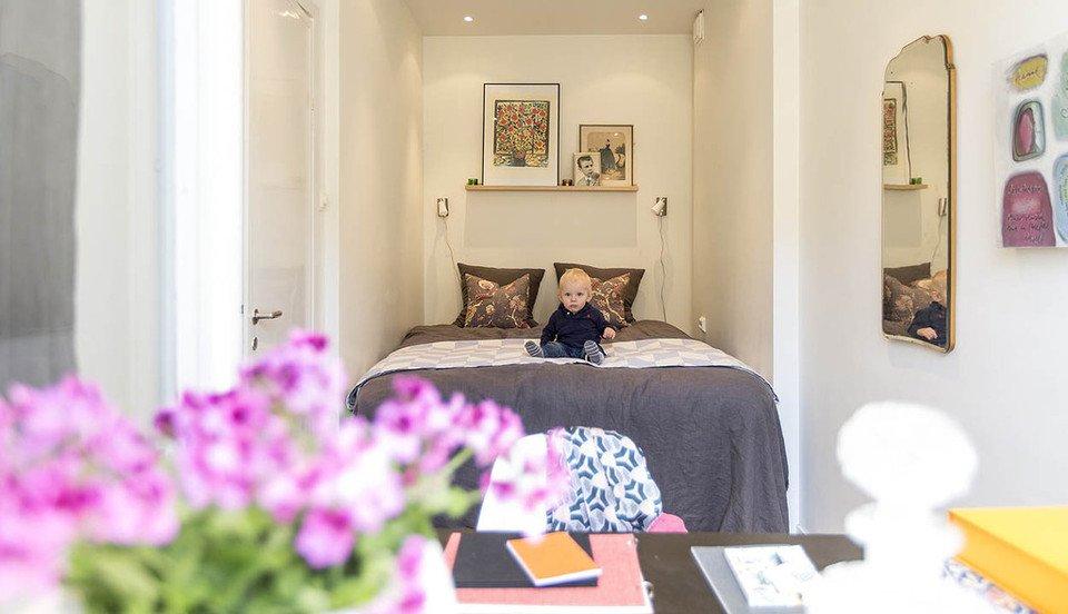 Vivere in 40 (bellissimi) mq   a casa di ro