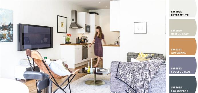 Casa immobiliare accessori arredare bilocale 45 mq for Casa 40 mq ikea