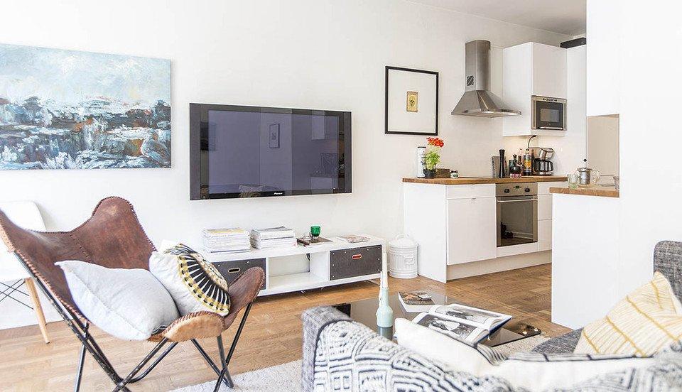 Casa immobiliare accessori arredare bilocale 45 mq for Arredare casa di 40 mq