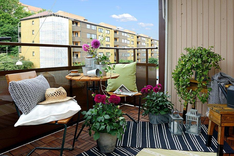 Vivere in 40 bellissimi mq a casa di ro