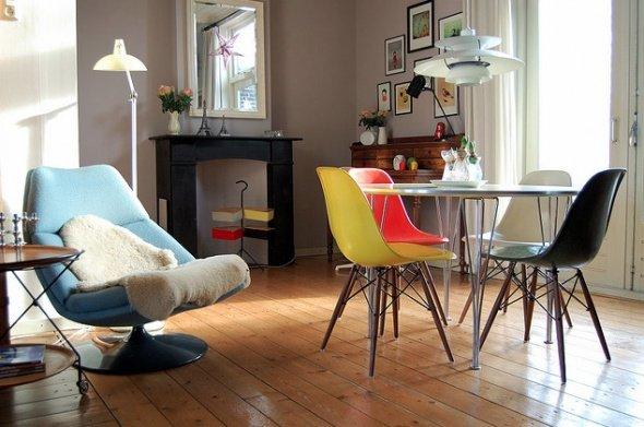 sedie Eames