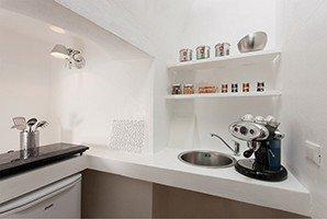 cucina minimale moderna