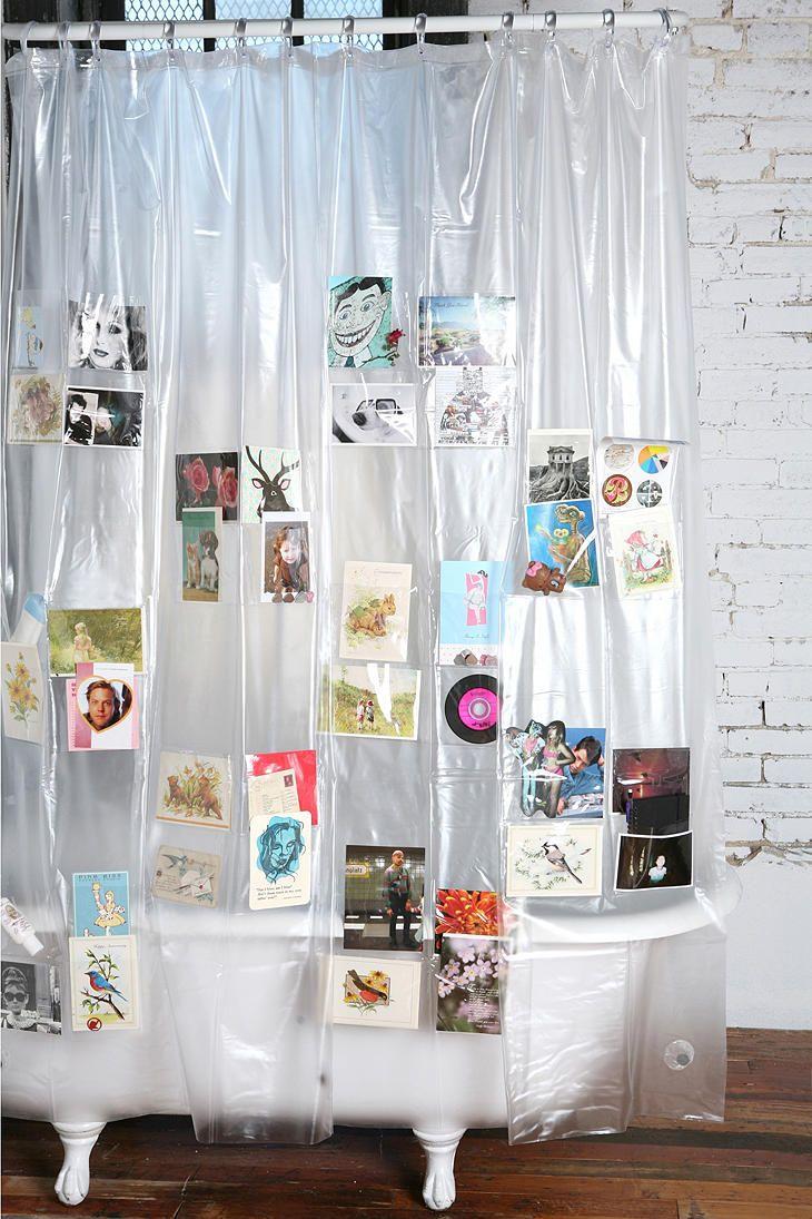 tenda doccia portafoto - A Casa di Ro