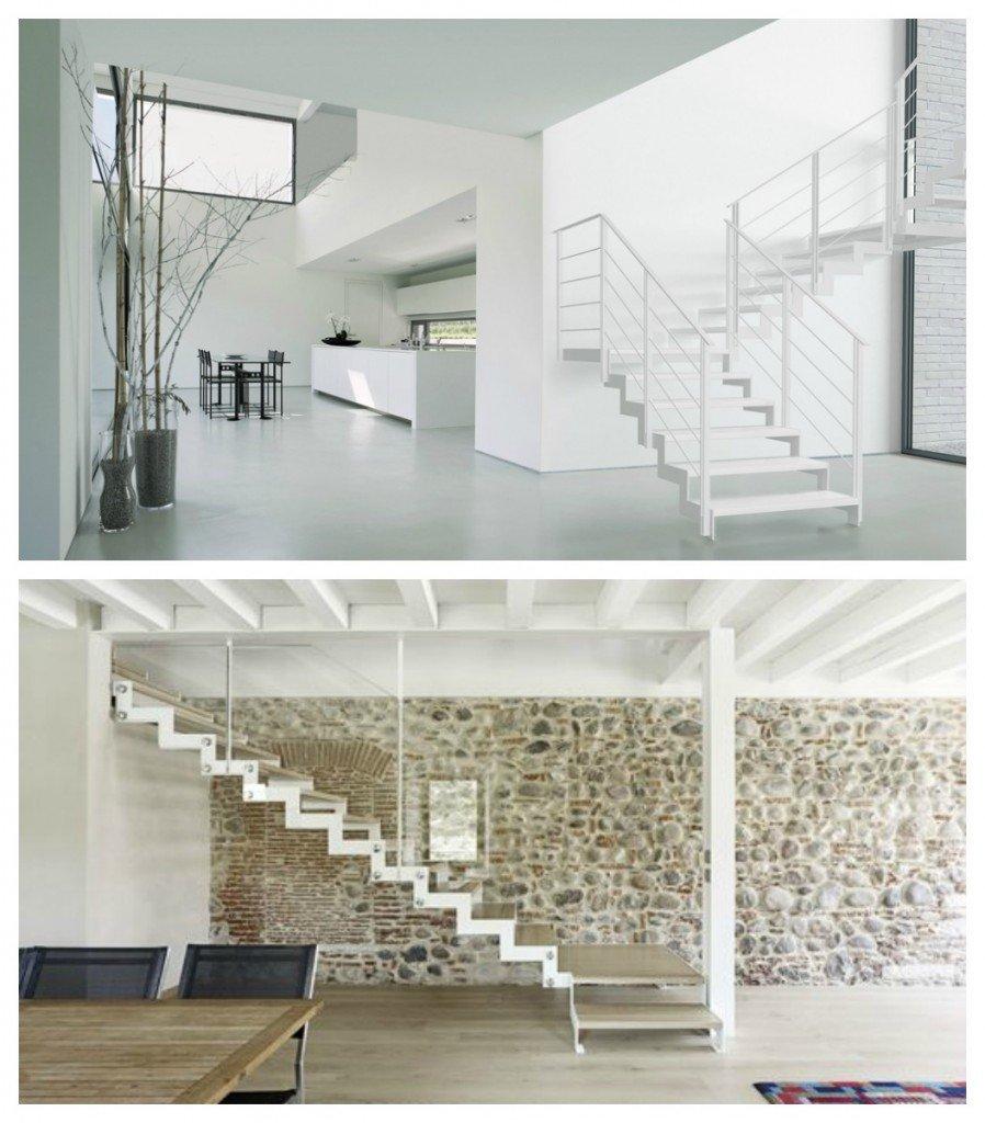 Parlando di scale a casa di ro - Scale in muratura per interni ...