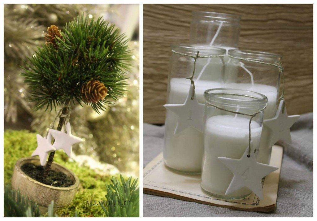 e che ne dite delle proposte della mia amica Dora? Un regalo green, natalizio, ingentilito da stelline bianche. Trovate questo e tanto altro su www.allwhiteshop.it