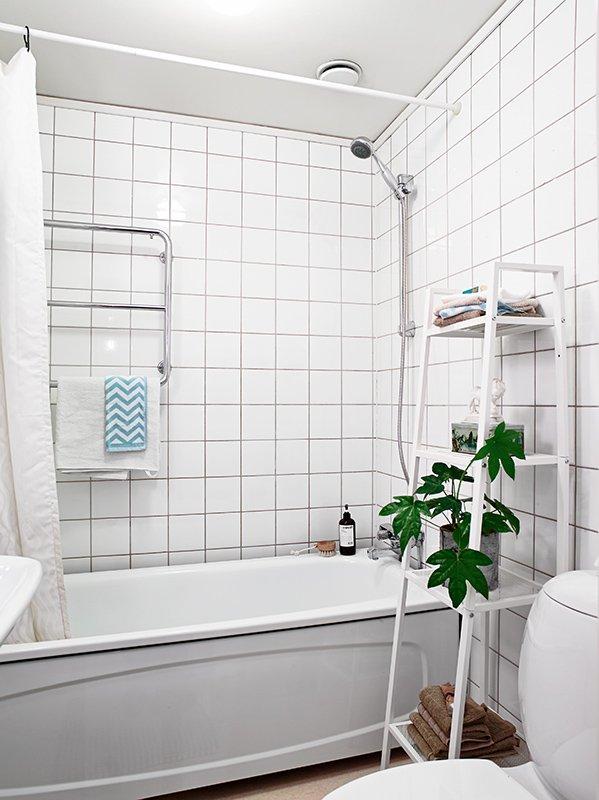bagno bianco - A Casa di Ro