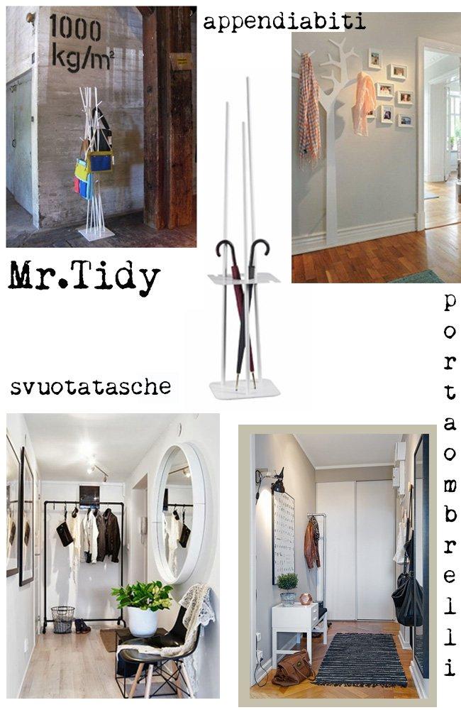 mr tidy appendiabiti