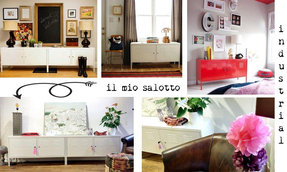 Mobili per il soggiorno ikea idee per il design della casa - Mobili salotto ikea ...
