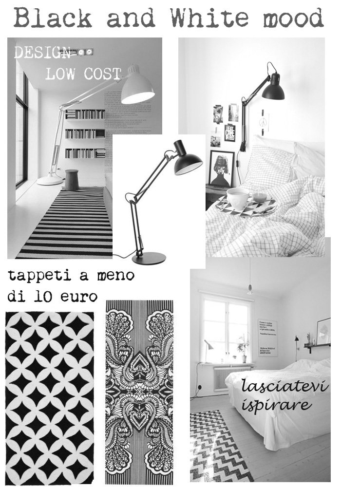 Arredare low cost a casa di ro for Accessori casa design low cost