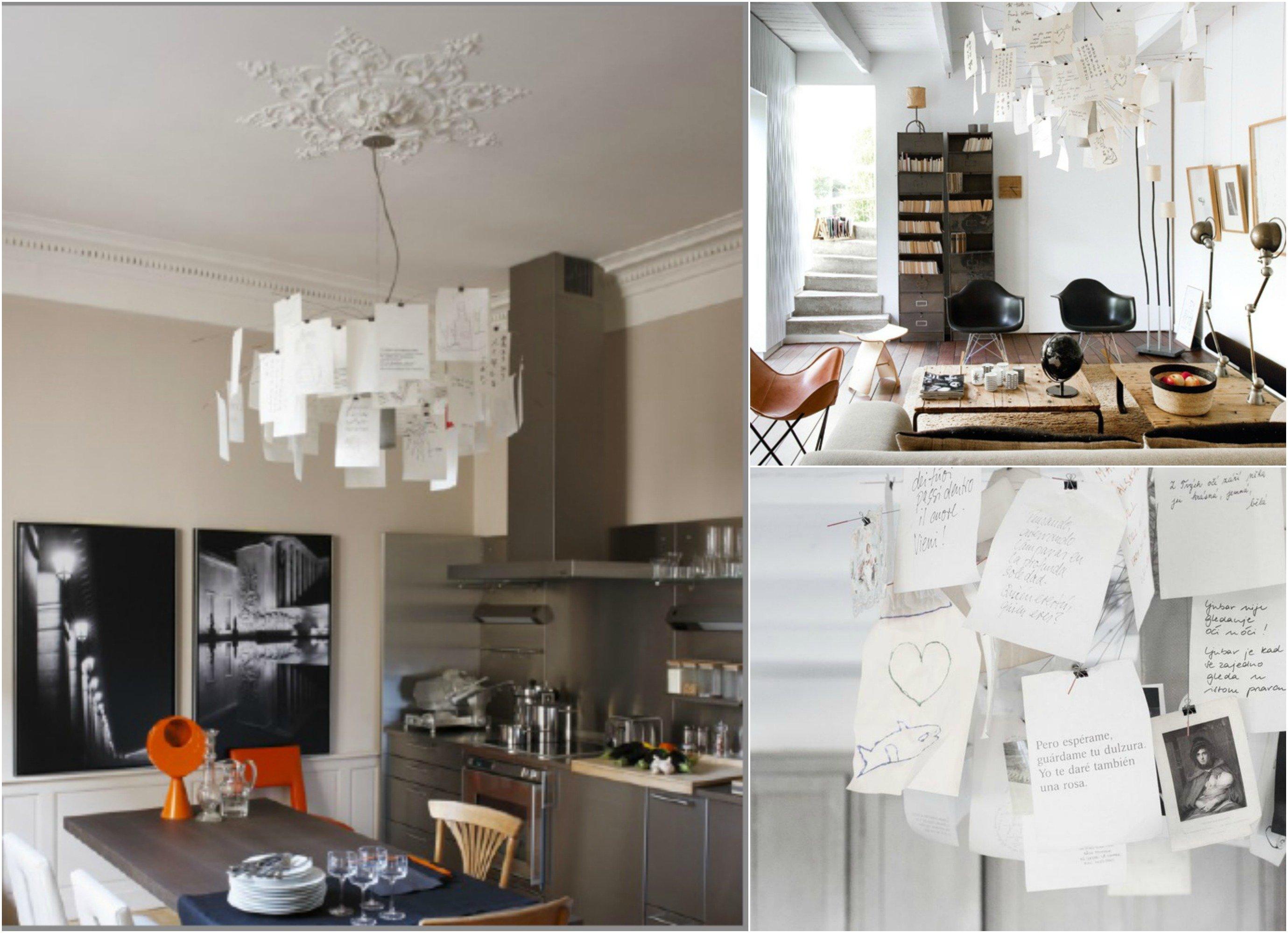 Le Mie Lampade A Sospensione Preferite A Casa Di Ro #C54804 2759 2000 Lampade Per Tavoli Da Pranzo