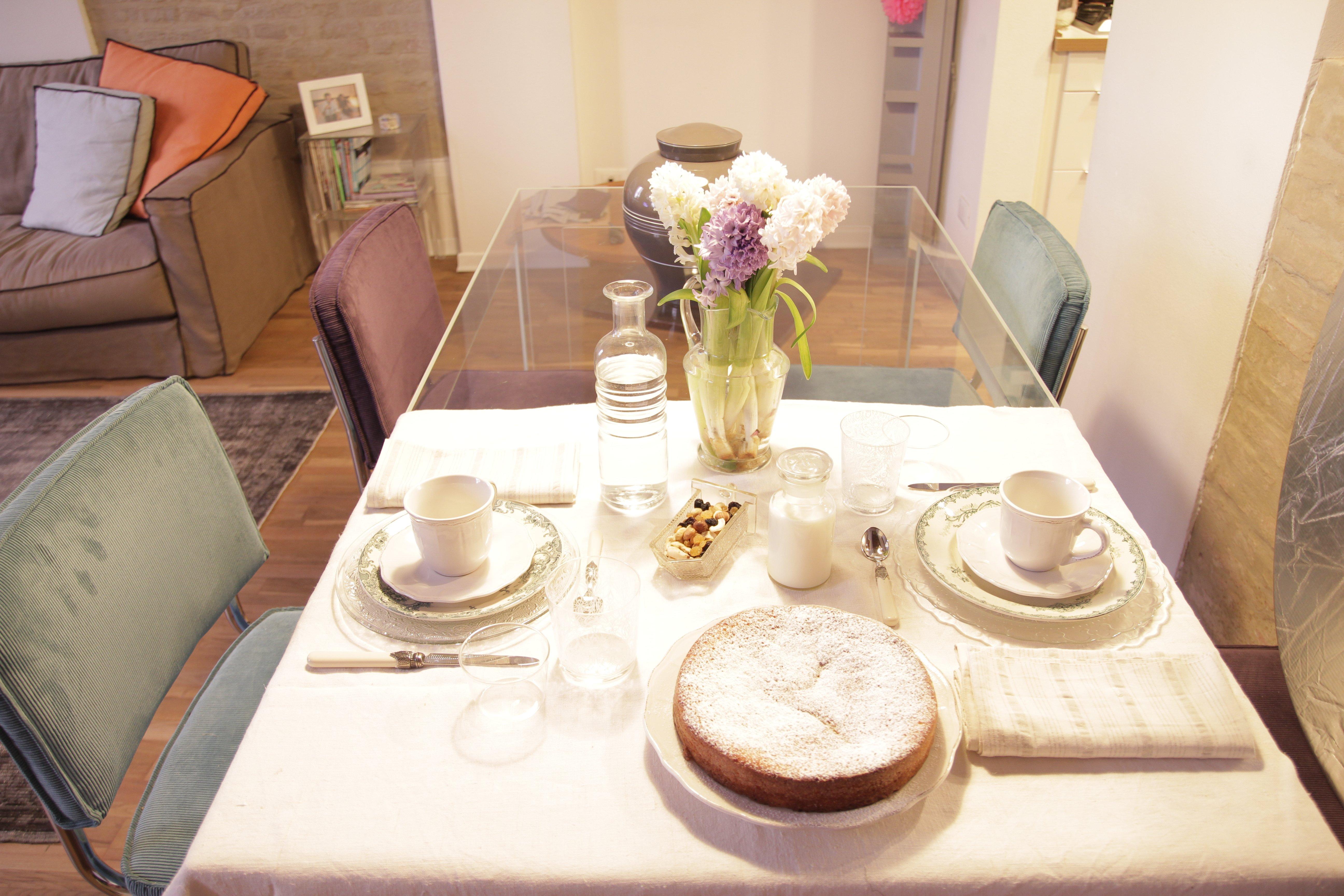 come apparecchiare una tavola romantica a casa di ro