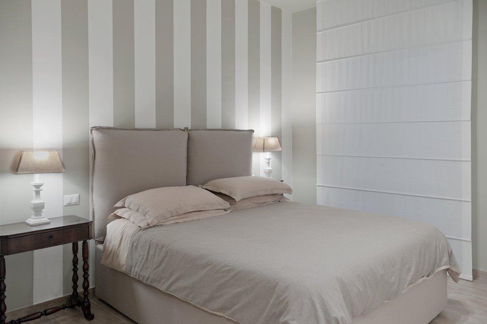 Forum che parete dietro il letto for Camere da letto piccole