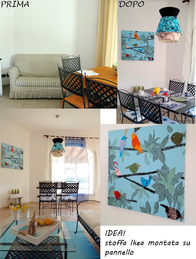 home staged casa vacanza