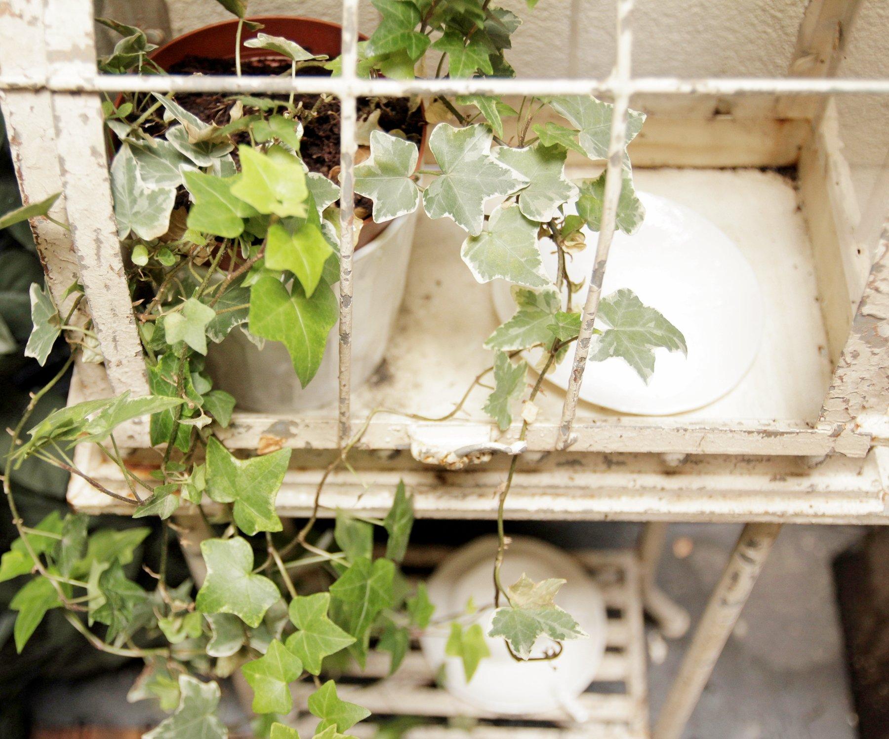arredo giardino provenzale ferro - A Casa di Ro