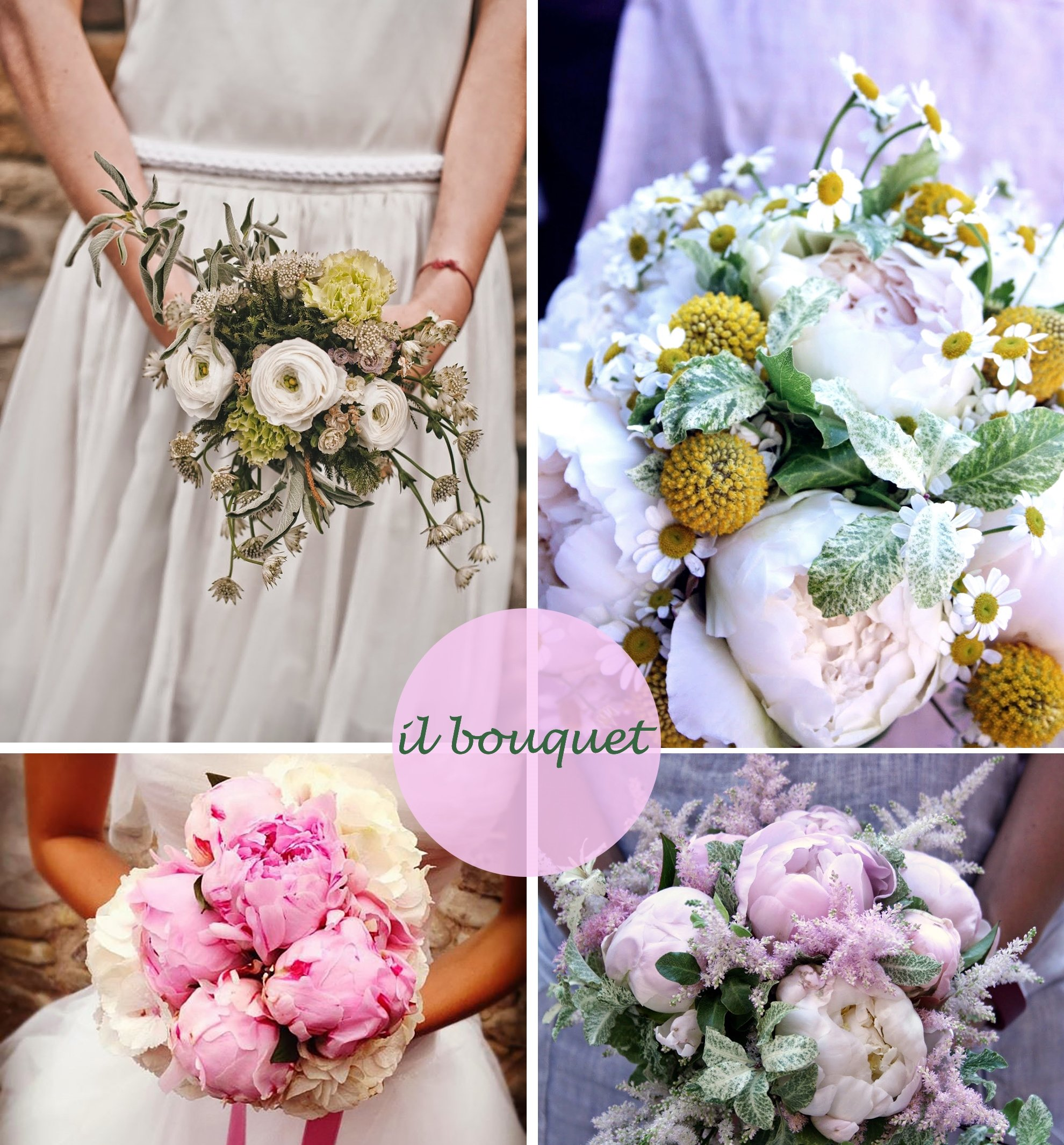 bouquet matrimonio fai da te
