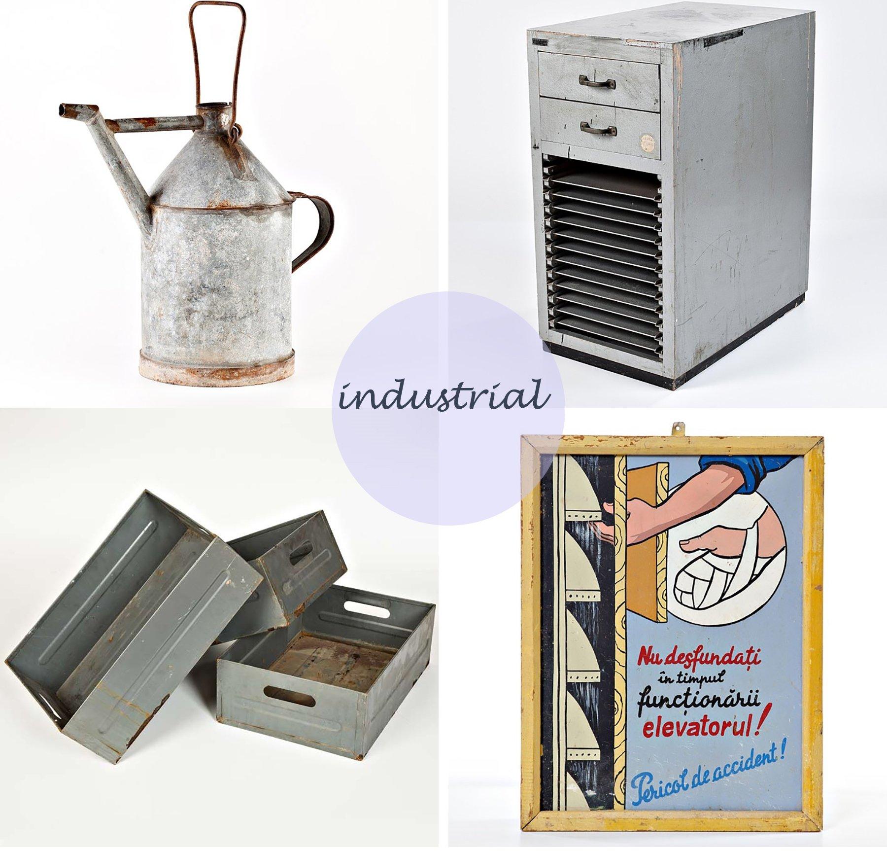 Lampade Industriali Smaltate: Lampade vintage design ...