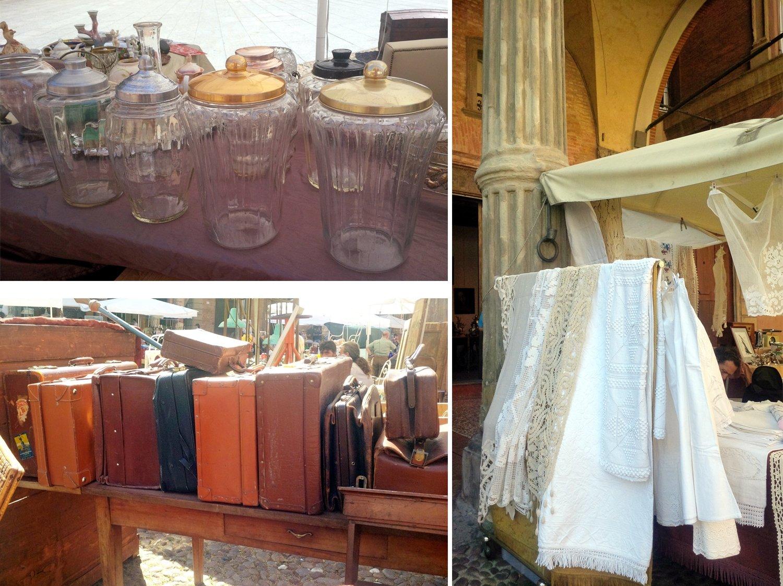 Passeggiando per mercatini a casa di ro for Antiquariato bologna