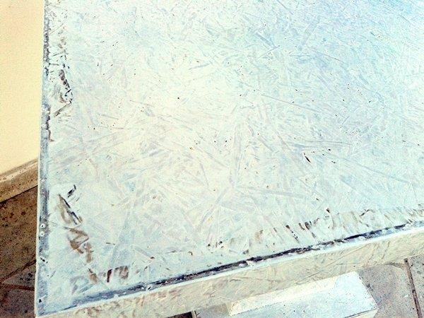 tavolo shabby bianco