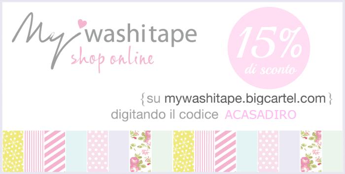 washi tape handmade
