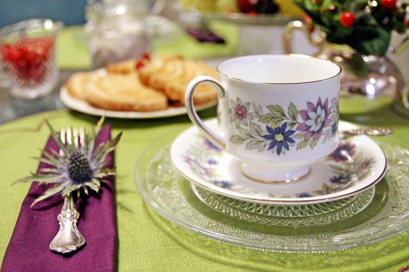 tea time table