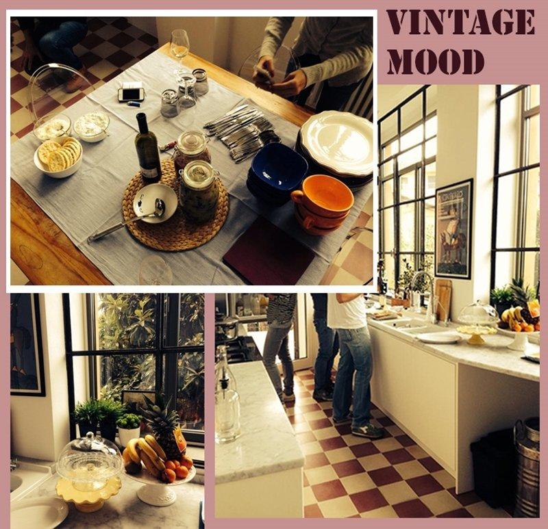 idee cucine vintage
