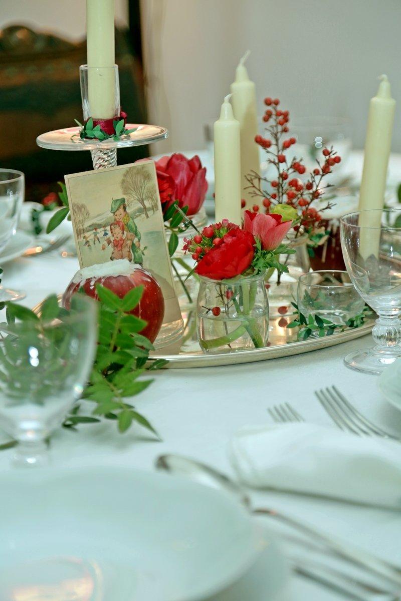 Idee per la tavola di capodanno a casa di ro - Capodanno a casa ...