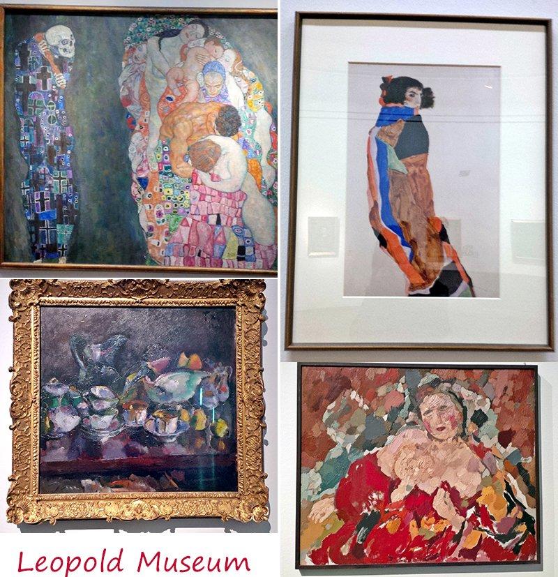 Schiele Leopold Vienna