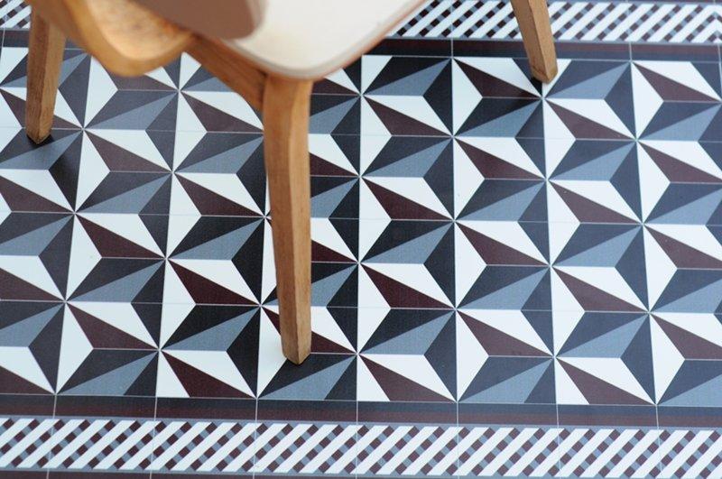 Eccezionale tappeti in vinile: i miei preferiti - A Casa di Ro XL94