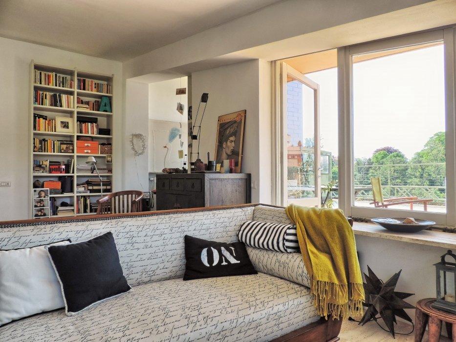 Quando un mix di stili sboccia in un appartamento da sogno for Appartamenti da sogno interni