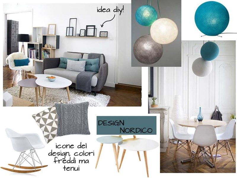 Declinando lo stile scandinavo a casa di ro for Sedia design nordico
